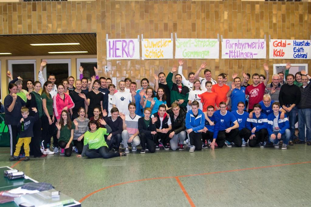 Teilnehmer GT